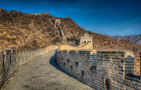 Картинка China, Beijing, Great Wall, Huairou