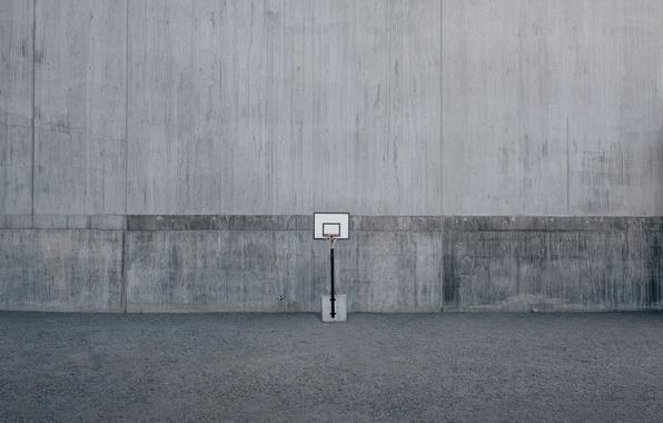 Картинка спорт, баскетбол, площадка