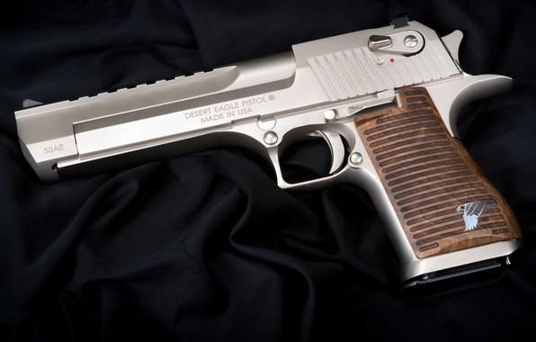 Картинка пистолет, оружие, gun, weapon, Desert Eagle, Дезерт Игл