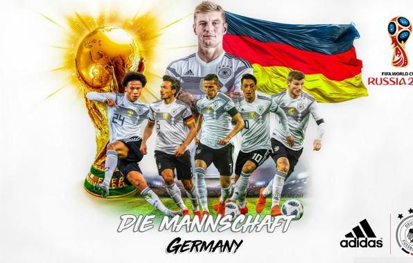 Картинка футбол, Германия, 2018, Чемпионат Мира