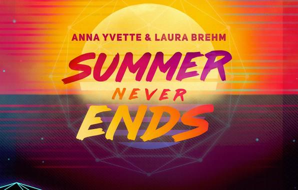 Картинка Music, Cover, Monstercat, Summer Never Ends, Anna Yvette & Laura Brehm