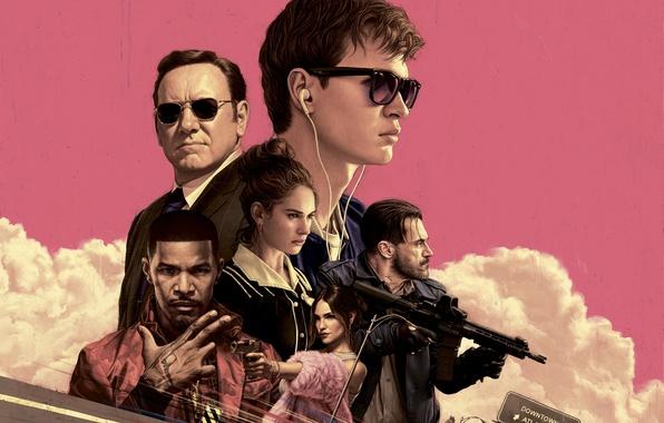 Картинка Фильм, Movie, Baby Driver