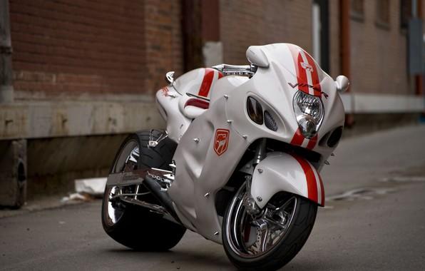 Картинка Hayabusa, Viper, Bike, GSX