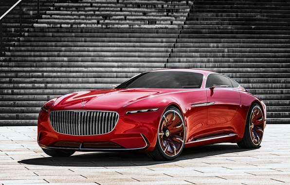 Картинка Concept, концепт, Mercedes, Vision, мерседес