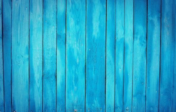 Картинка wall, wood, blue, pattern