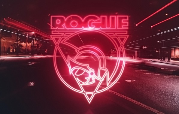 Картинка Music, Rogue, Fury, Cover, Monstercat, Rocket League