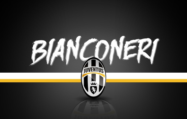 Картинка wallpaper, sport, logo, football, Juventus, Serie A, Bianconeri