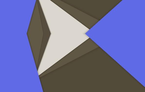 Картинка абстракция, геометрия, design, линии background, color, material