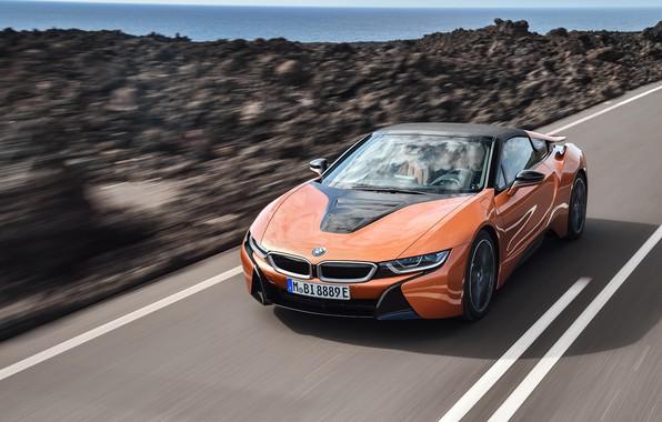 Картинка Roadster, 2018, BMW i8