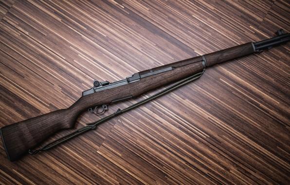 Картинка оружие, фон, винтовка