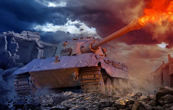 обои world of tanks на рабочий стол скачать торрент
