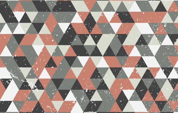 Картинка абстракция, текстура, геометрия, background, grunge, geometric
