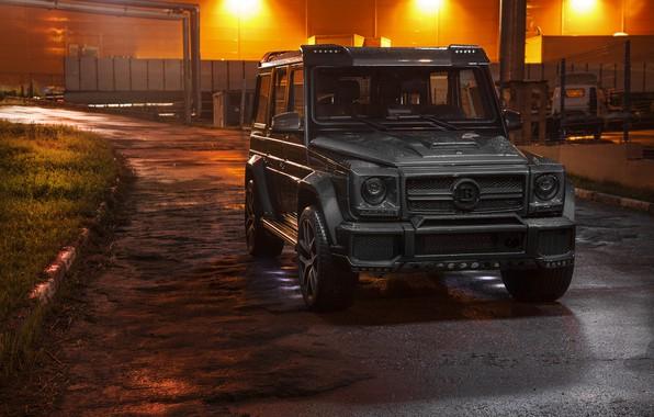 Картинка Mercedes, Carbon, AMG, Evening, G63, W463