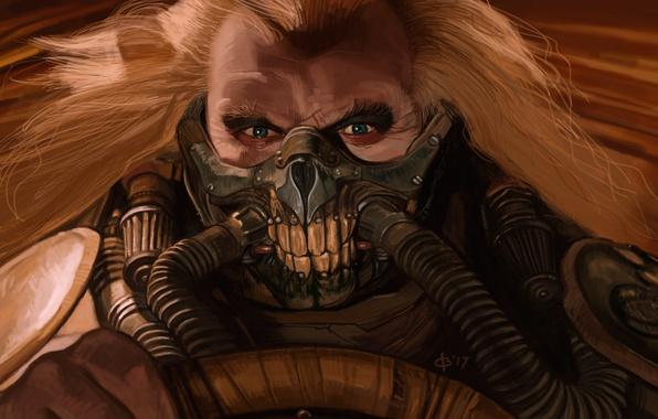Картинка Mad Max, Fury Road, Безумный Макс: Дорога ярости, Несмертный Джо