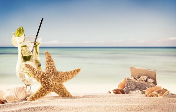Картинки лето пляж море