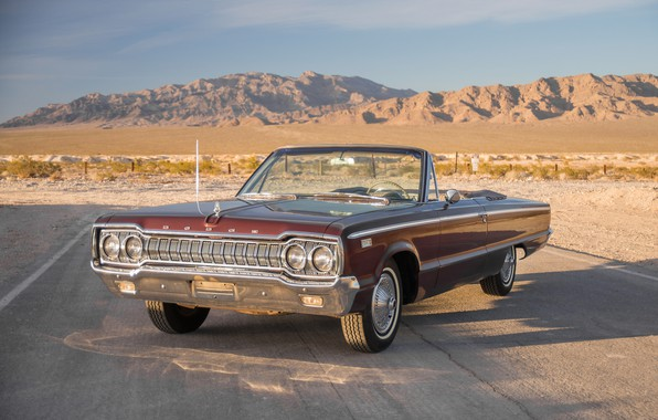 Картинка 1965, Convertible, 880, Dodge Custom