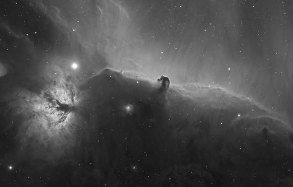 Картинка космос, звезды, туманность, астрофото
