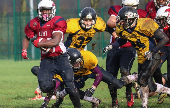 Картинка sport, american football, 20 seconds to touchdown
