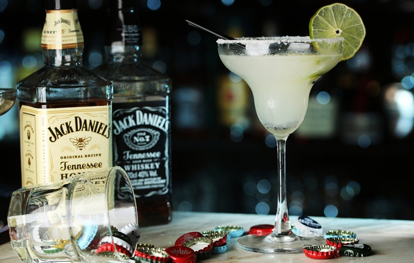 Картинка коктейль, лайм, напиток, виски