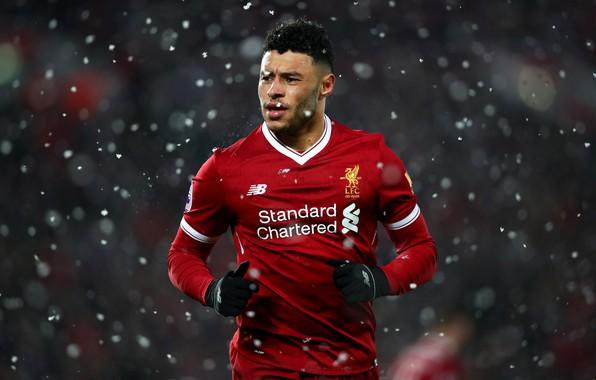 Картинка alex, Premier League, Liverpool, Anfield, YNWA, alex oxlade-chamberlain, New Balance, Chamberlain, Oxlade