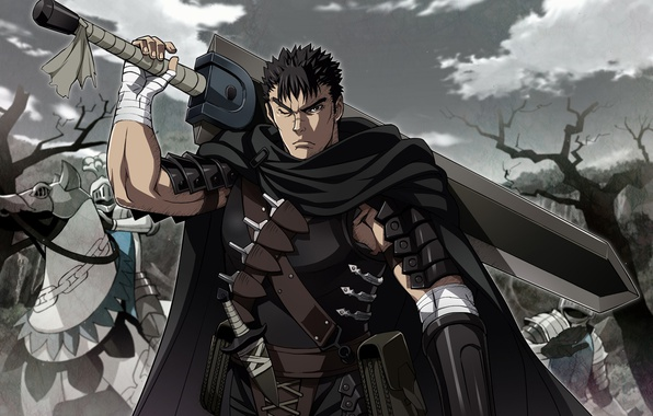 Anime Characters Like Guts : What guest characters from other game series would you