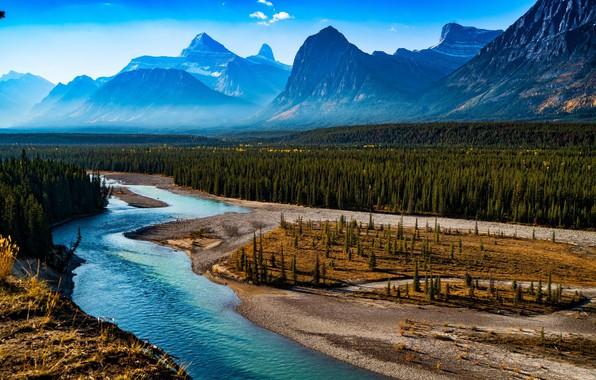 Картинка пейзаж, Природа, Горы