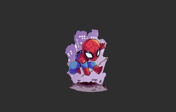 Картинка spider, man, boy, Marvel, Parker, Spider-man, hero, Marvel Comics, Spider-Man, Peter Parker, Spiderman, Peter, yuusha