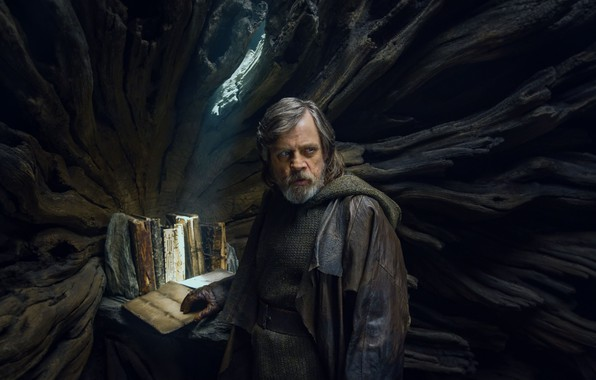Картинка Star Wars, actor, science fiction, man, sci-fi, movie, book, Jedi, film, Luke Skywalker, Mark Hamill, …