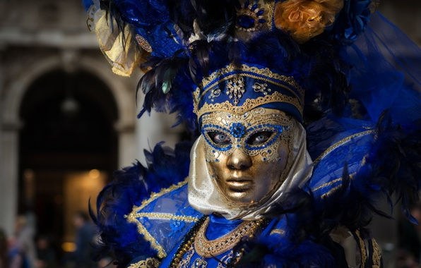 Картинка маска, Италия, костюм, Венеция, карнавал