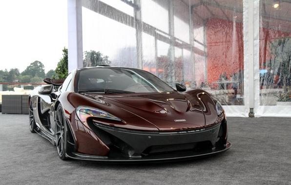 Картинка McLaren, суперкар, supercar, P1