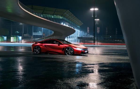 Картинка Красный, BMW, Тюнинг, Автомобиль, Schnitzer, 2017, ACS8