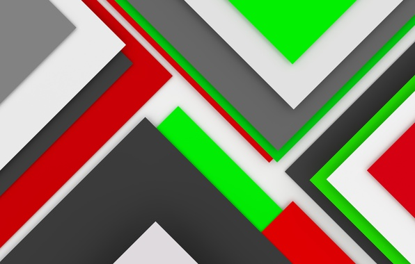 Фото обои 3D rendering, background, design, colorful, abstract, geometry, geometric shapes