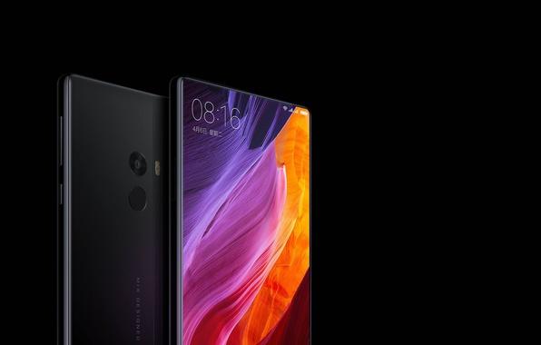 Картинка logo, tecnology, smartphones, Xiaomi MI MIX, Xiaomi, Xiaomi MI