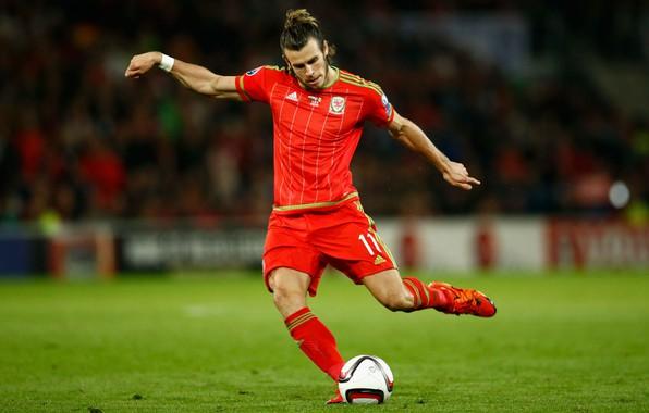 Картинка Speed, Football, Wales, Gareth Bale, Alexanderfavorsky