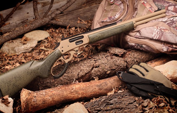 Картинка оружие, тюнинг, винчестер, винтовка, weapon, кастом, custom, карабин, winchester, rifle, carabine