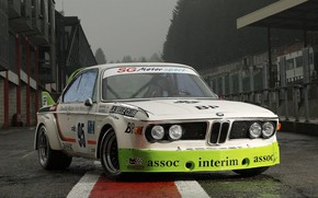 Картинка Race, Coupe, Bmw, 1973, CSL, Competition, Group2