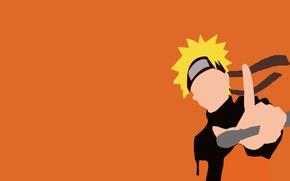 Обои sugoi, yuusha, manga, orange, subarashii, by elipticpower, ninja, shinobi, asian, Uzumaki Naruto, genin, Ashura, kunai, ...
