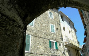 Картинка Рим, Италия, Здания, Italy, Italia, Roma, Rione Borgo, Район Борго