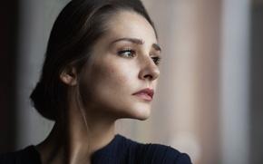Картинка портрет, актриса, Niko Nikolas, Глафира Тарханова