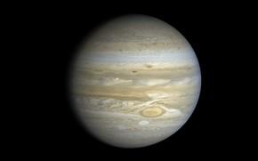 Картинка планета, Юпитер, Солнечная Система