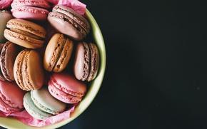 Картинка печенье, разные, macaron, макарун
