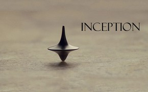 Обои Inception, top, movie, film, cinema