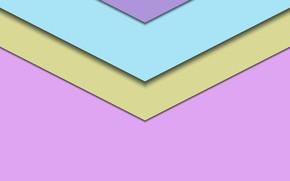 Обои фигуры, геометрия, цветные