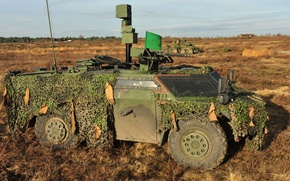 Обои бронеавтомобиль, JFST, AMX 10RC