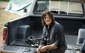Картинка The Walking Dead, Norman Reedus, Daryl, Season 8
