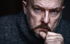 Обои Алексей Нилов, актёр, портрет