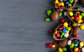 Картинка шоколад, конфеты, пасха, сладости, easter, chocalate