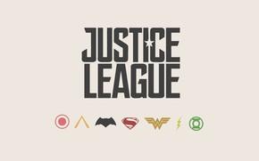 Картинка Wonder Woman, Batman, Movie, Cyborg, Flash, Aquaman, Justice League, Лига справедливости, Super Man