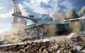 Картинка world of tanks, wot, батчат, worldoftanks, wotart, anderarts, batchat