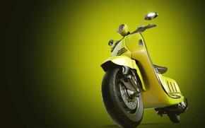 Обои транспорт, скутер, Scooter